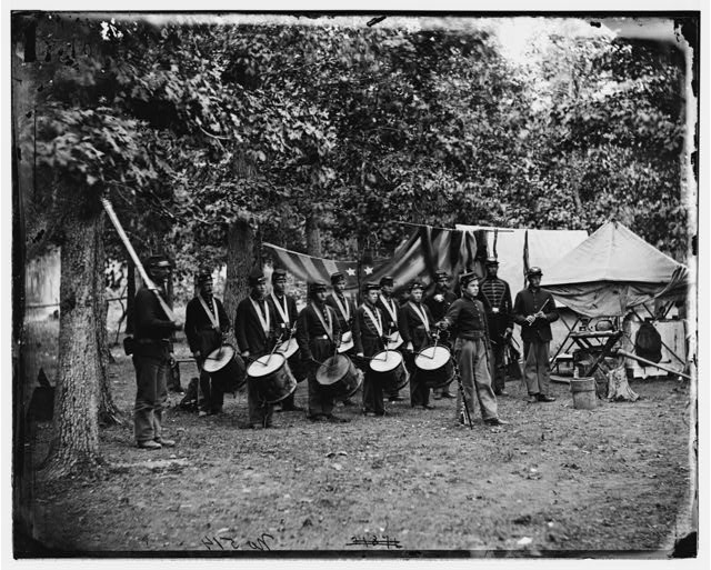 93rd NY Infantry Fife & Drum