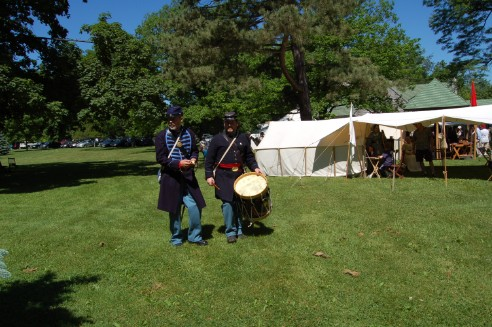 Muster in the Meadow 2010