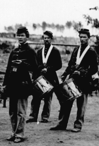 Civil War Fife and Drum